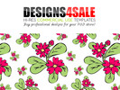Thumbnail Daisy Flowers Pattern For Sale