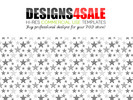Thumbnail Double Stars Black Pattern For Sale