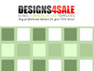 Thumbnail Fair And Square Green Pattern For Sale