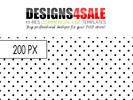 Thumbnail Classic Polka Dot Black Pattern For Sale