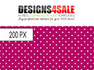 Thumbnail Classic Polka Dot White Pattern For Sale
