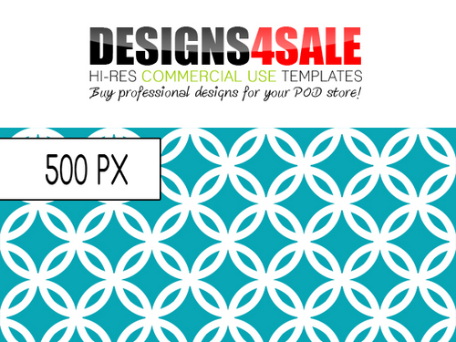 Product picture Overlapping Circles Pattern For Sale