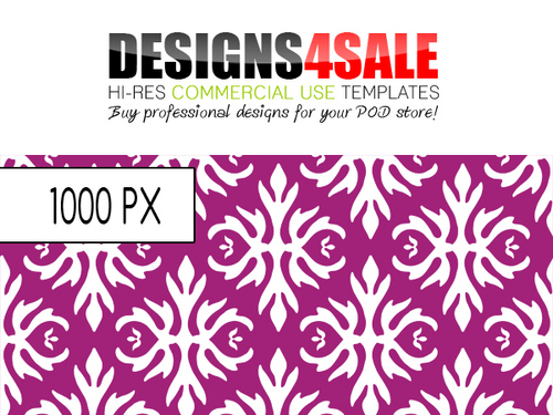Product picture Elegant Vintage Wallpaper Pattern For Sale