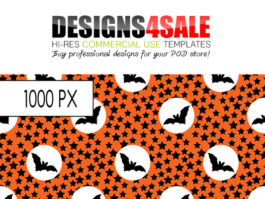 Product picture Fun Halloween Pattern